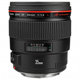 Lente Canon Ef 35mm f 1.4L Usm - Detona Shop b26fade314