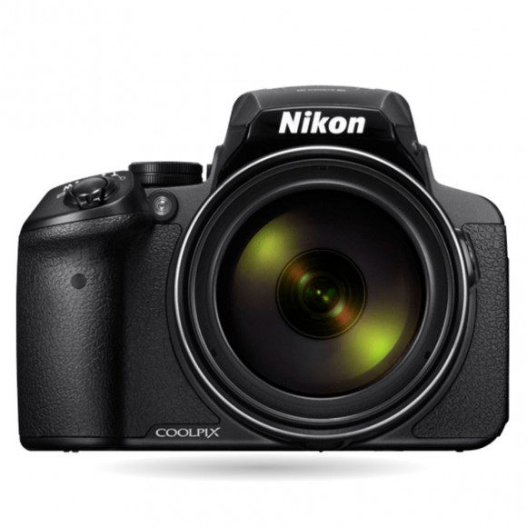 CÂMERA NIKON COOLPIX P900 16.1MP, ZOOM 83X, FULL HD