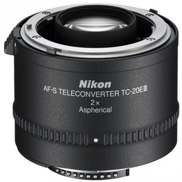 Teleconverter Nikon AF-S TC-20E III