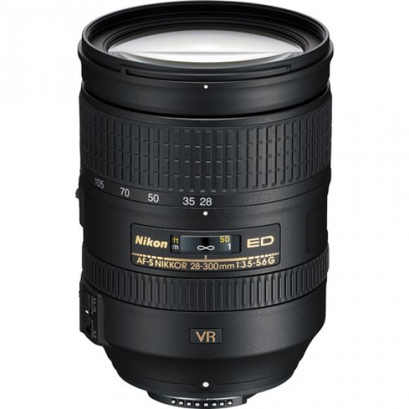 AF-S 28-300mm f/3.5-5.6G ED VR