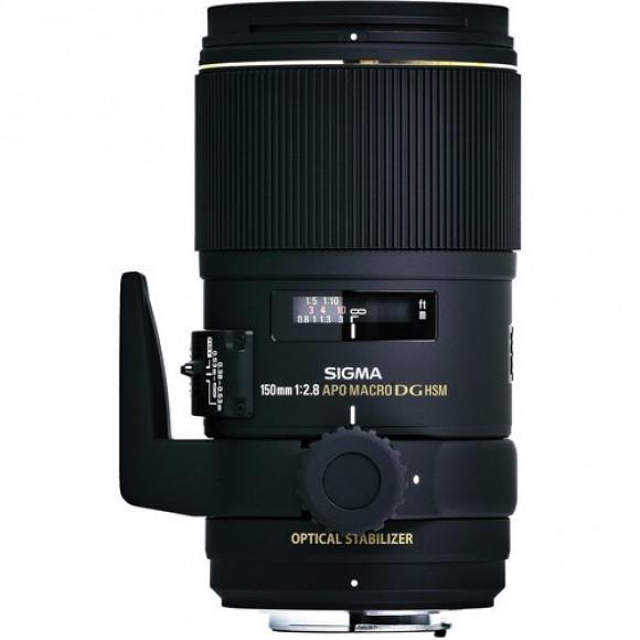 LENTE MACRO SIGMA 150MM F/2.8 EX DG OS HSM APO PARA CANON