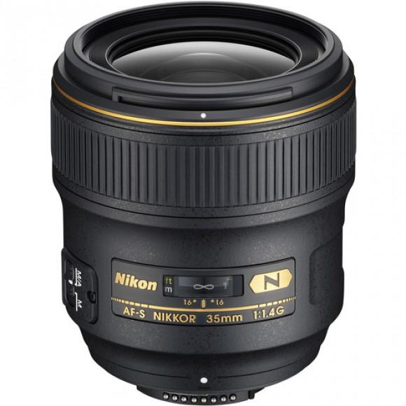 Lente Nikon Af-s Nikkor 35mm f 1.4g - Detona Shop 3e59fd83e4