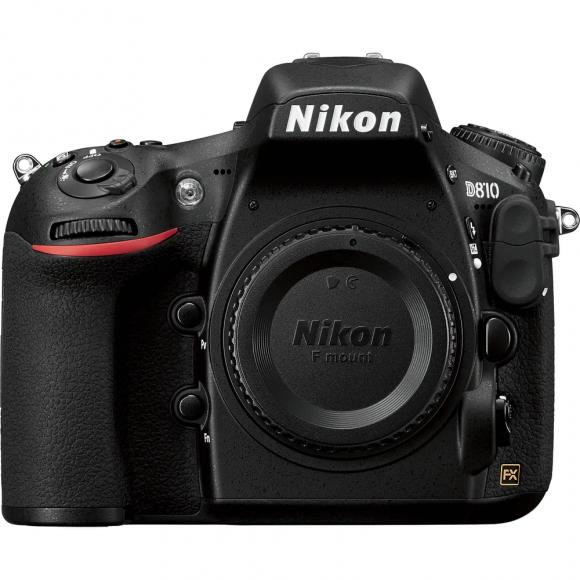 Câmera Digital Nikon Preto 36.3mp - D810