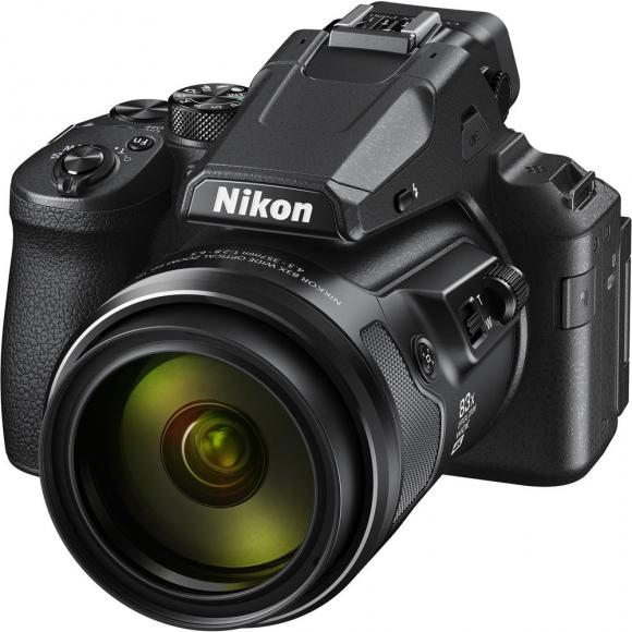 Câmera Digital Nikon Coolpix Preto 16.1mp - P950
