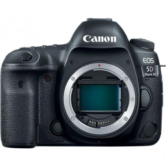 Câmera Digital Canon Corpo Preto 30.4mp - 5d Mark Iv