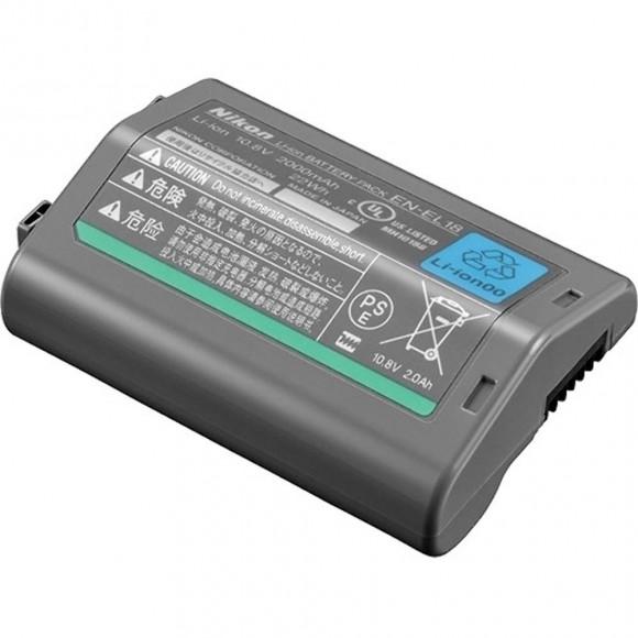 Nikon EN-EL18 recarregável Li-ion Battery