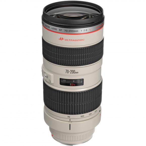 Lente Canon Ef 70-200mm f 2.8L Usm - Detona Shop 2b96f29578