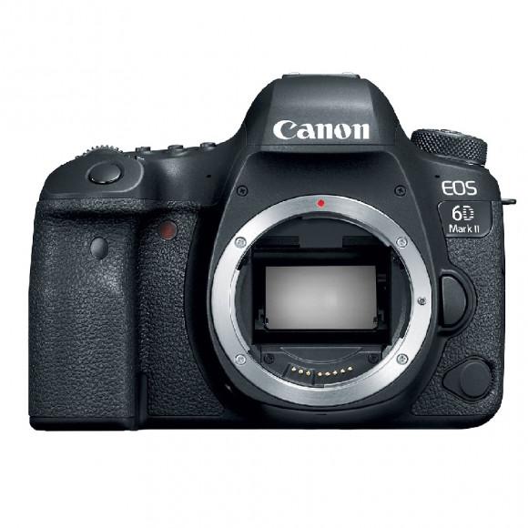 Câmera Digital Canon Eos Preto 20.0mp - 6d