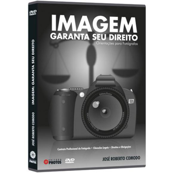 DVD IMAGEM: GARANTA O SEU DIREITO