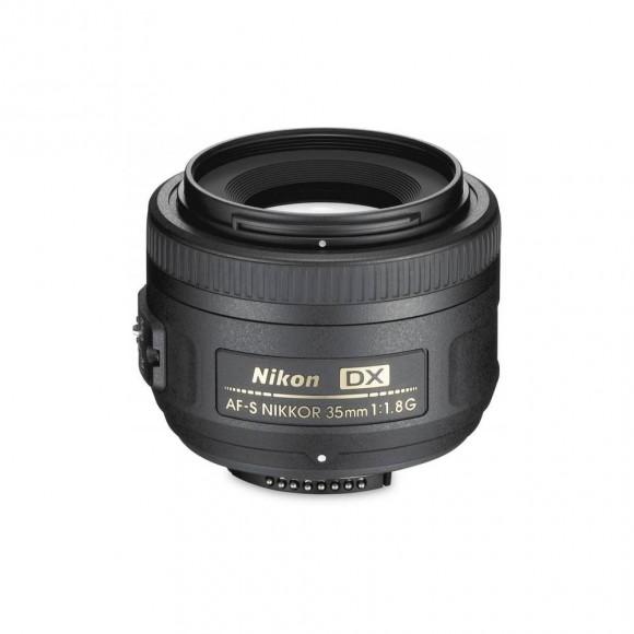 Lente Nikon Af-s Dx Nikkor 35mm f 1.8g - Detona Shop 66892cd853