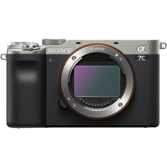 Câmera Digital Sony Alpha Preto 24.2mp - A7c