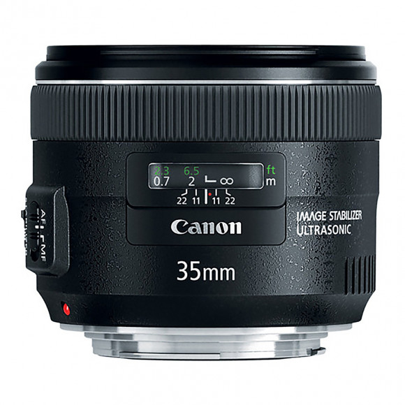 Lente Canon Ef 35mm f 2 Is Usm - Detona Shop a35190cb01