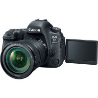 CÂMERA CANON EOS 6D MARK II EF 24-105MM f/3.5-5.6, 26MP, FULL HD, WI-FI