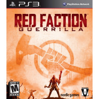 JOGO RED FACTION GUERRILLA - PS3