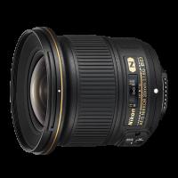 Lente Nikon AF-S NIKKOR 20mm f/1.8G ED