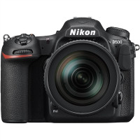 """CÂMERA DIGITAL NIKON D500 AF-S 16-80MM, 20.9MP, FULL HD, LCD 3.2"""", WI-FI"""