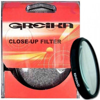 FILTRO CLOSE UP GREIKA 55MM +4