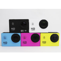 CÂMERA ESPORTIVA FULL HD 1080P COM WIFI - W8