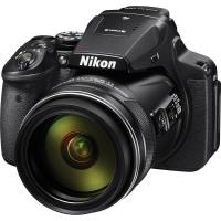 CÂMERA NIKON COOLPIX P900 16.1MP, ZOOM 83X, FULL HD, WI-FI, GPS