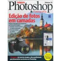 LIVRO PHOTO & FOTOGRAFIA VOLUME: 10 EDIÇÃO DE FOTOS EM CAMADAS