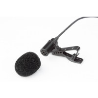 MICROFONE LAVALIER LAPELA VHF SEM FIO SARAMONIC - SR-WM4C
